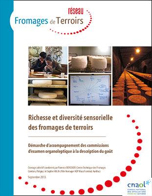 Richesse et diversité sensorielle des fromages de terroirs (2013)