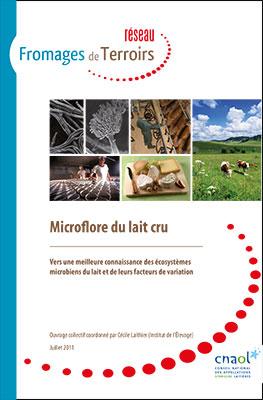 Microflore du lait cru (2011)
