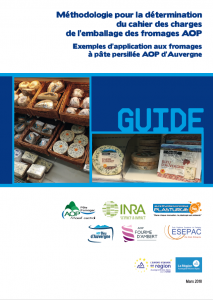 Guide emballage des fromages AOP (2018)