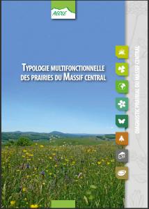 Typologie multifonctionnelle des prairies du Massif central - Diagnostic prairial du Massif central (2020)